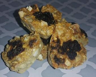 Oatmeal Raisin Calcium Cookies
