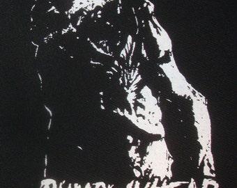 Pumpkinhead - PATCH canvas screen print HORROR - 80s gore monster cult slasher