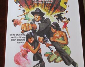 Dolemite Movie Poster 24x36in exploitation blaxploitation