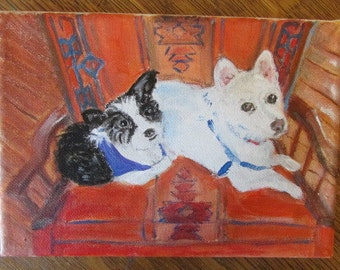 Portrait of Your Dog or Cat.