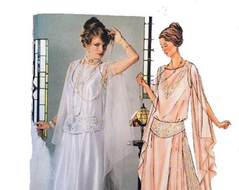1920s wedding dress pattern, vintage plus size wedding dress, art deco wedding dress, flapper wedding dress, flapper dress, 1920s dress
