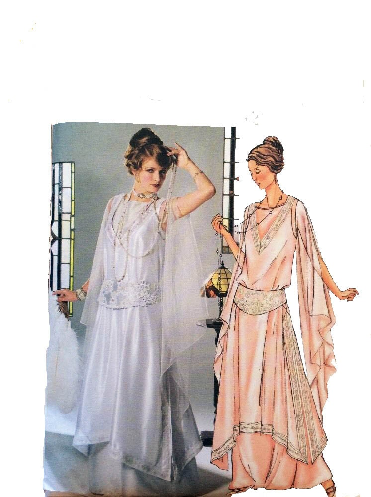 1920s wedding dress pattern vintage plus size wedding dress