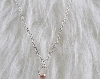 """Chain """"Rosé pearl"""""""