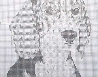 Beagle Dog Pattern