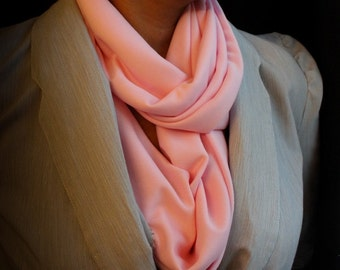 """The """"Cotton Candy"""" Bra Scarf"""