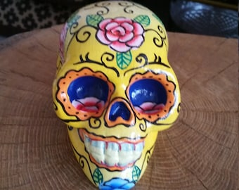 Skull / Skull painted
