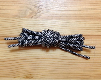 45 inch laces - Black & White