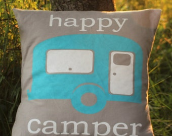 16x16- Happy Camper