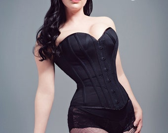 Overbust Corsets - hand made to order