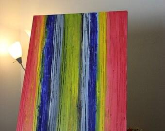 Rainbow Abrstract