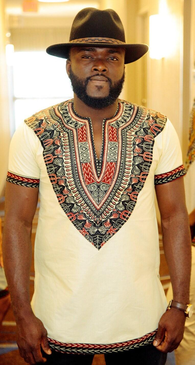 Men's African Dashiki Men's African Wear African