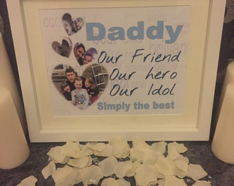 Father Day Frame
