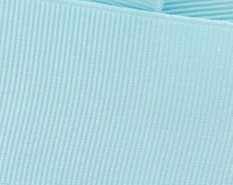 Light Blue Grosgrain Ribbon     (05-##-S-121)