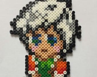 Final Fantasy XIII Inspired Perler Bead - Hope