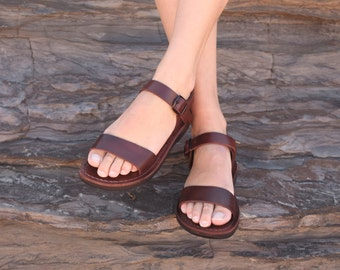 Handmade Leather Sandals (Avalon)