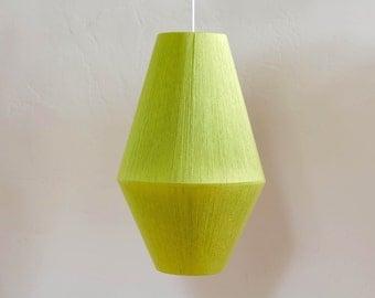 Retro Style Cotton Thread Pendant Lamp
