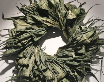 The Corn Leaf Wreath