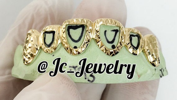 Handmade,Grillz,Custom,Gold Slugs,Custom Jewelry,Gold Teeth,Gold