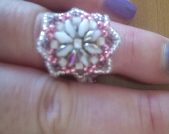 """Ring """"Flower"""""""