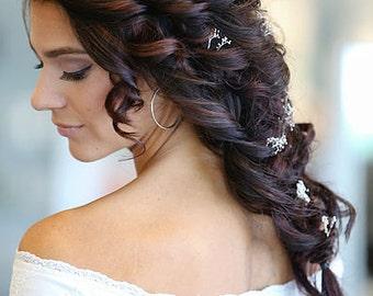Romantic Updo Hair Tutorial and Video Tutorial