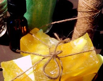 Handcrafted Citrus Soap