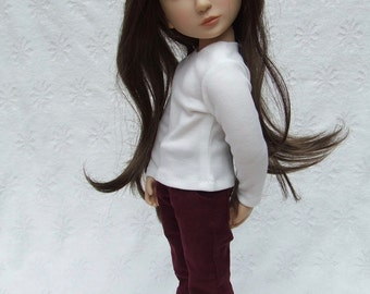 Cord Jeans for A Girl for All Time Dolls by A Message for Matilda