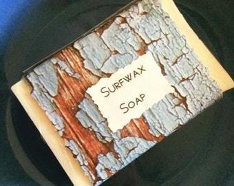 Surfwax soap