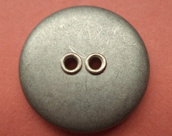 18 mm 20 mm (984-985) metal button buttons 9 metal buttons silver