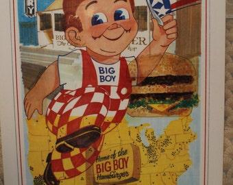 Big Boy Hard Poster