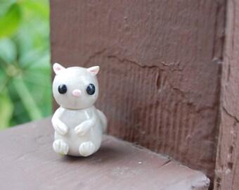 Clay Cat