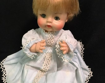 "Madame Alexander 1965 8"" Baby Doll"
