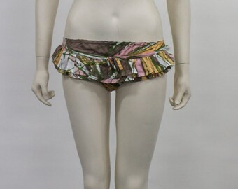 1960s COTTON BIKINI - never been worn! Made in Italy