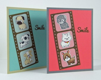 Pug Any Occasion Card, Dog All Occasion Card, Pug Encouragement Card, Dog Encouragement Card