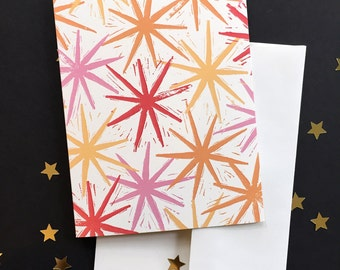 Stardust Notecards • Set of 8