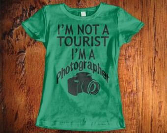 Womens Shirt, Photographer Tshirt, photography tshirt, camera tshirt,  quote tshirt, gift for her, christmas gift, stocking stuffer,