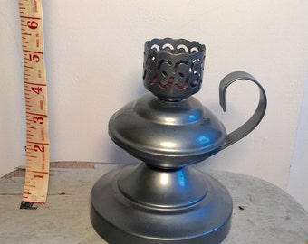 Antique Style Candle Stick Holder