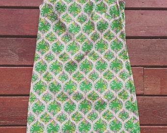 Beautiful Vintage Alan Green Dress - Size 14