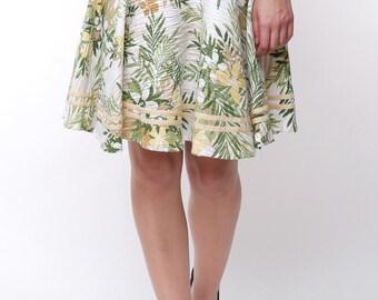 Kyoto Green Skirt