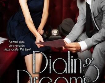 Dialing Dreams: vintage romance book