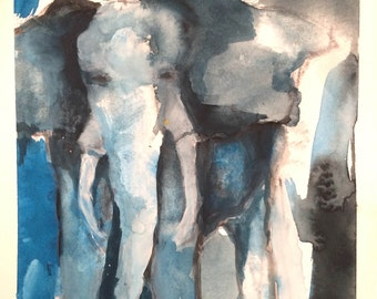 Blue Elephant 1