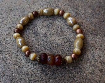 Natural Earth Bracelet