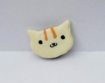 Neko Atsume Face Magnets (Large)