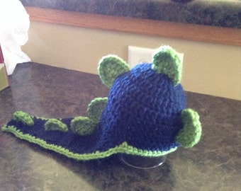 Newborn monster hat