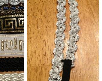 Elastic Ribbon Headband