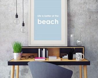Print Beach