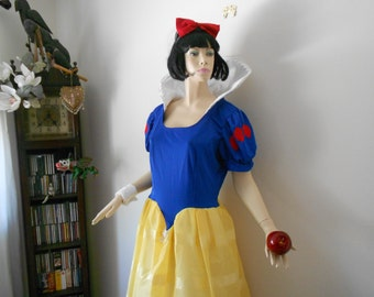 SNOW-White Costume for Women Size 14/16