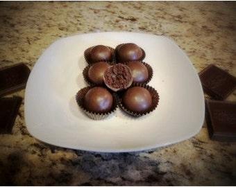 Chocolate Cruffles