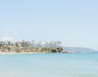 fine art photograph of laguna beach