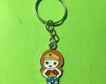 Wonder Woman Keychain
