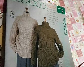 1999 Berroco Connoisseur Collection Vol. 2 Knitting Pattern Book